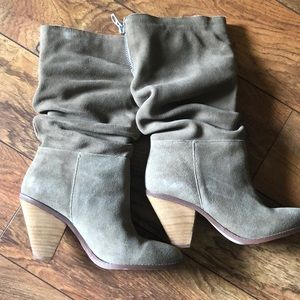 Chinese laundry mid-calf boot